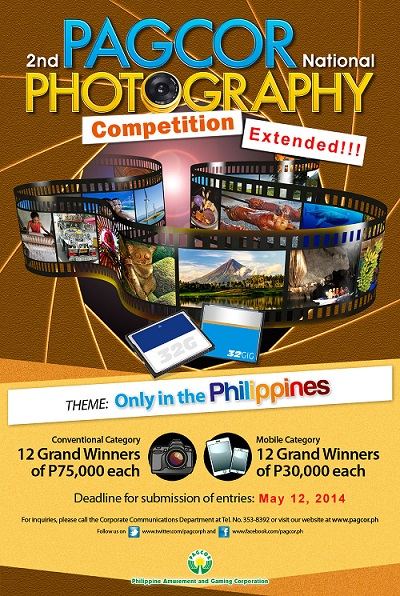 pagcor photography contest
