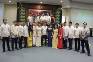 TEN OUTSTANDING STUDENTS OF MAKATI