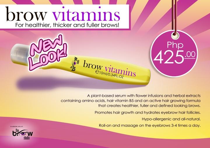 Brow Vitamins