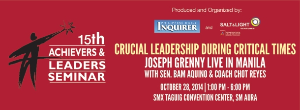 15th Achievers and Leaders Seminar