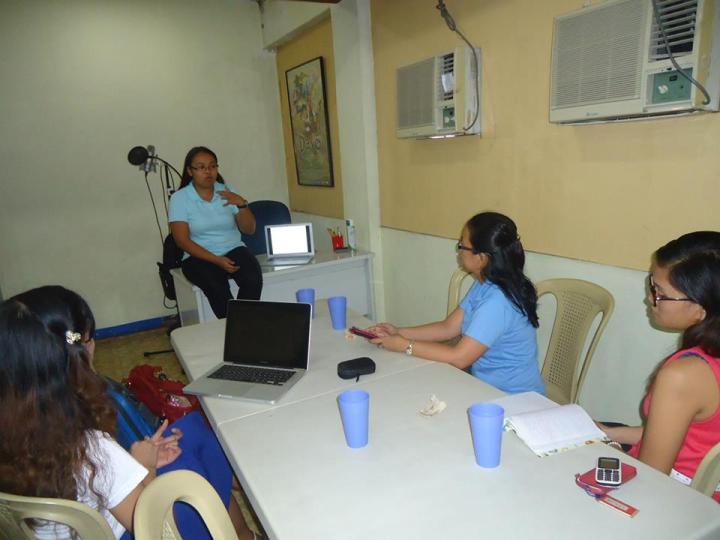 Voice Care for Teachers workshop