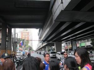 Quirino LRT Station - Taft Avenue