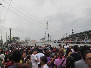 Nagtahan Bridge, Manila