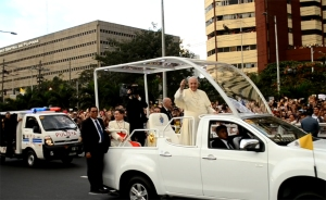 Papal Visit Coverage