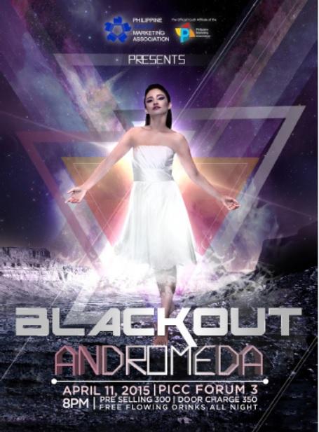 blackout andromeda