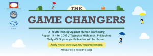 world youth alliance, the game changers, opportunities