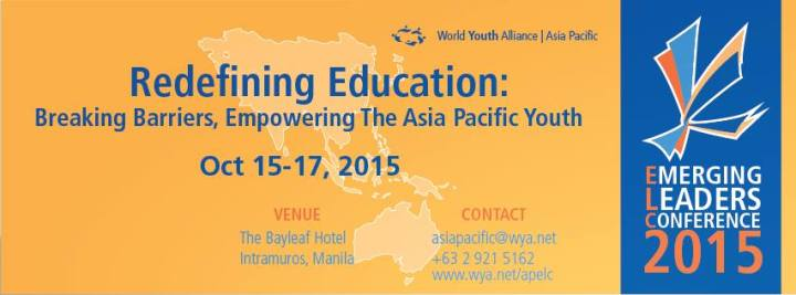 Fourth WYAAP Emerging Leaders Conference to Tackle Education