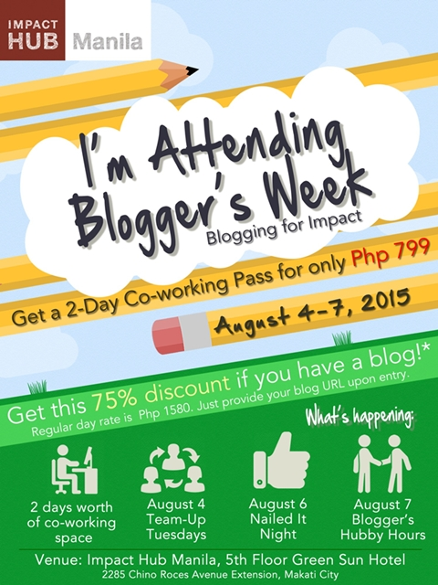 bloggersweek