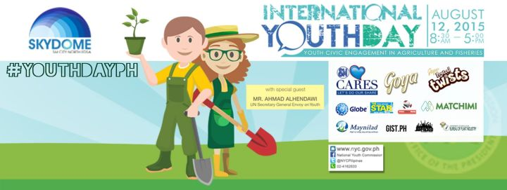 international youth day 2015