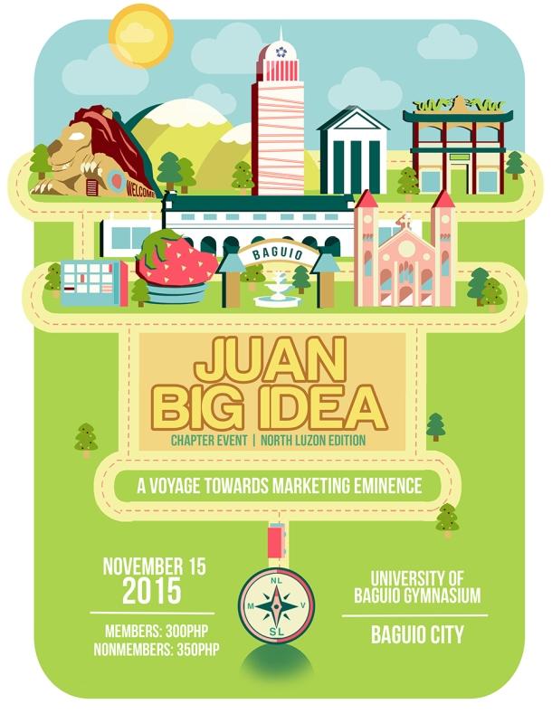 PJMA Juan Big Idea Luzon Edition