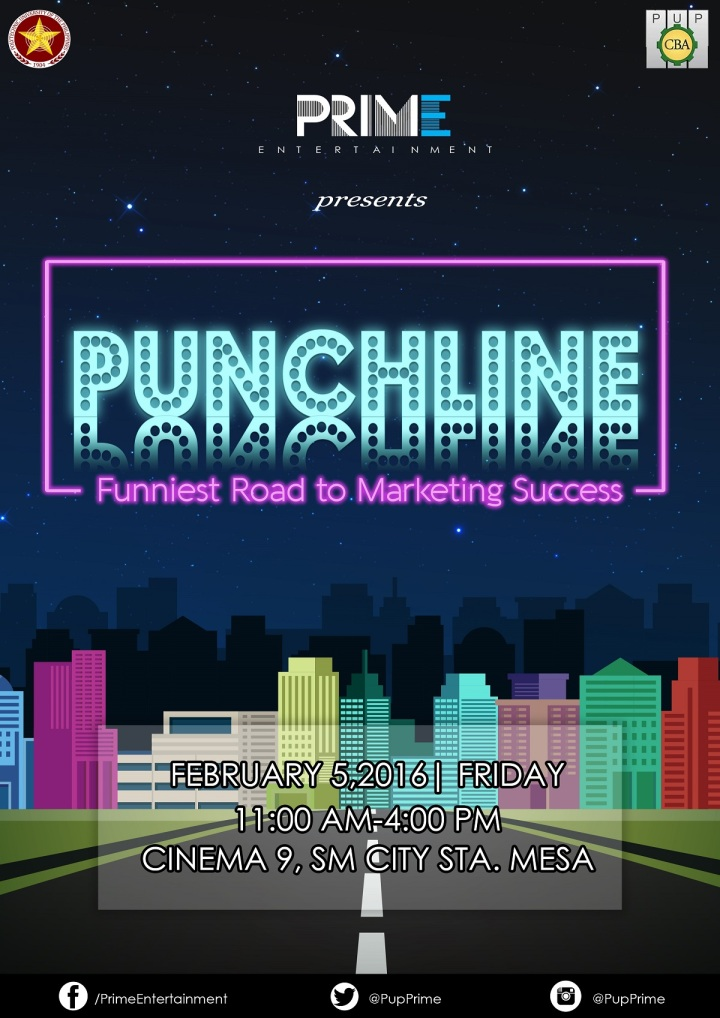 Punchline: Funniest Road to Marketing Success