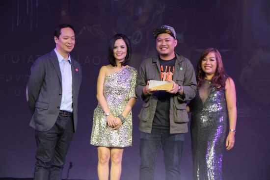 winner of the Lucille Tenazas Excellence Award hails from BBDO Guerrero, Trisha Tobias