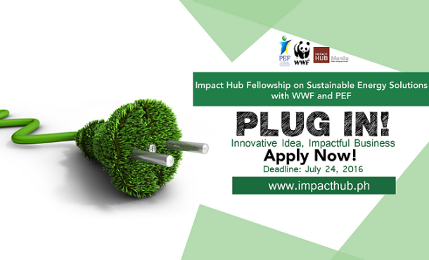Impact Hub Fellowship on Sustainable Energy Solutions