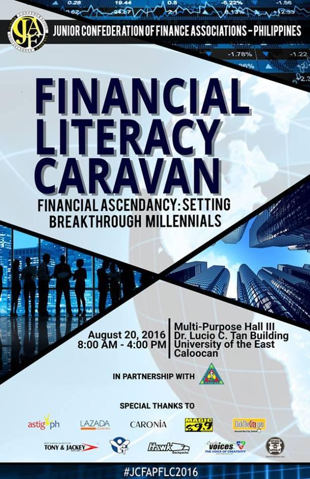 JCFAP Financial Literacy Caravan