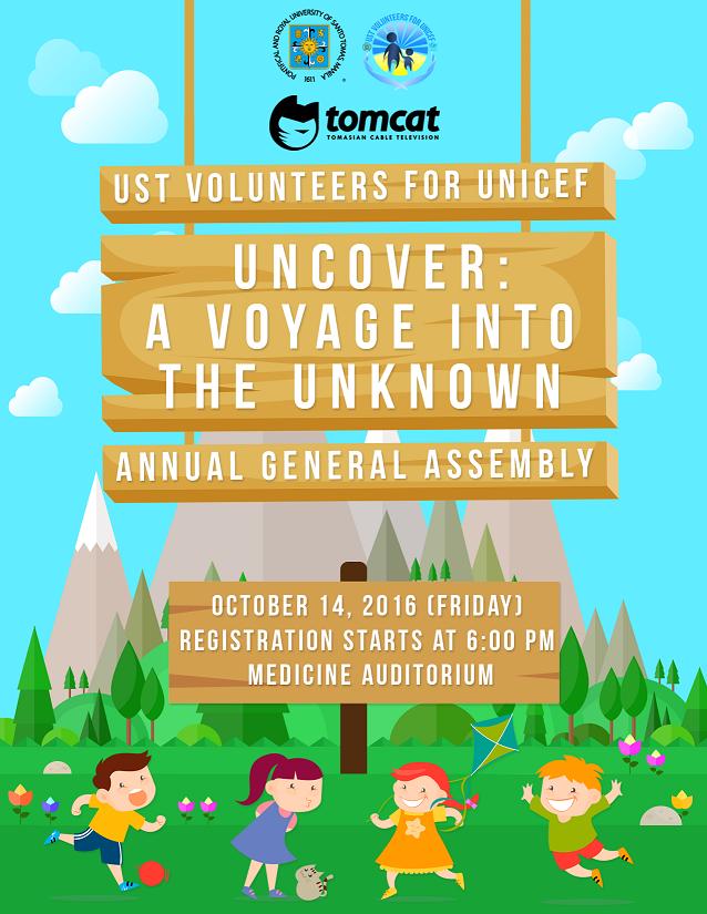 UST Volunteers for UNICEF