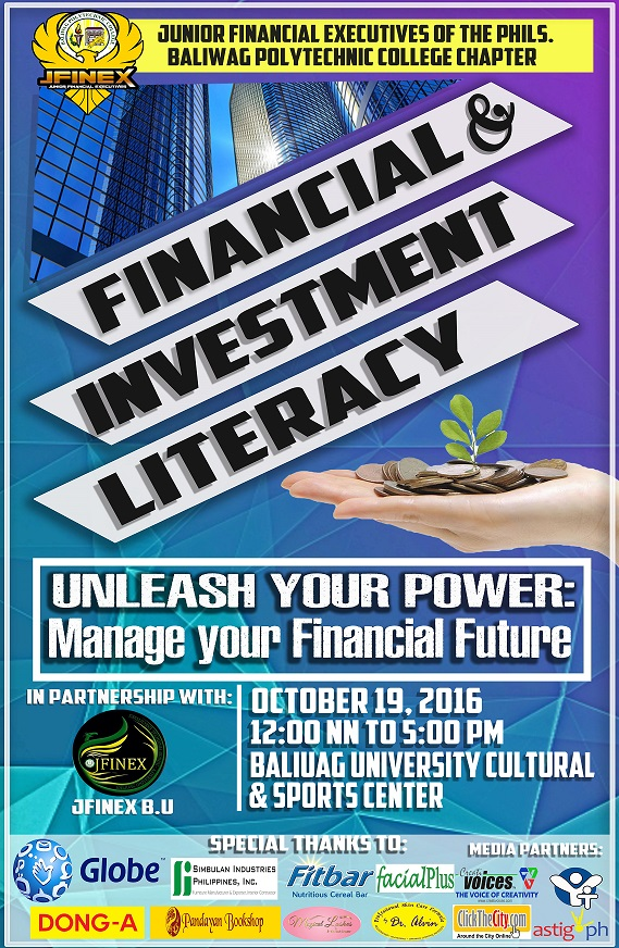 jfinex-baliuag-university-financial-and-investment-literacy-seminar-2016