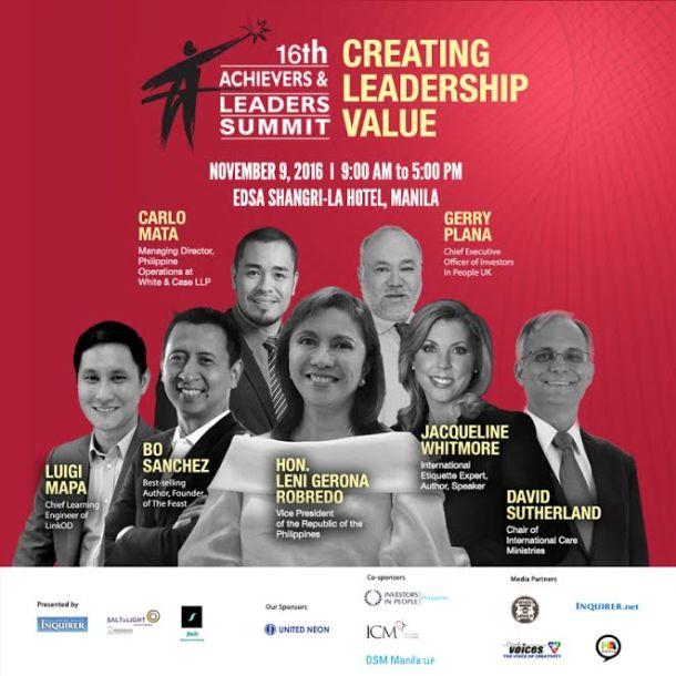 Salt and Light Ventures' 16th Achievers & Leaders Summit