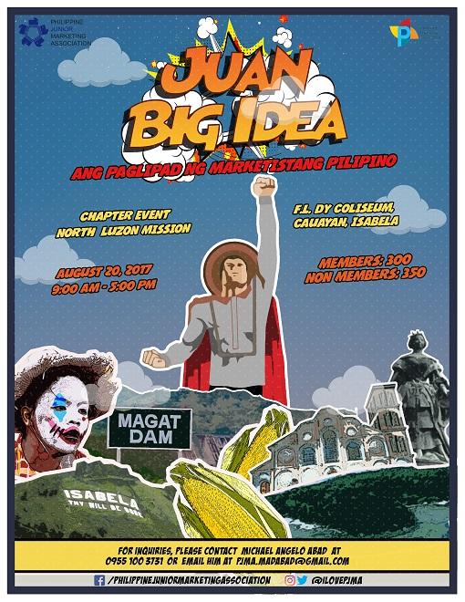 Juan Big Idea: Ang Paglipad ng Marketistang Pilipino