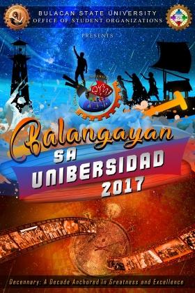 Balangayan Sa Unibersidad 2017