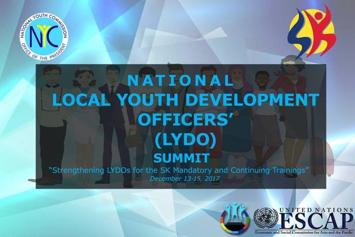NYC Spearheads Local Youth Dev't Officers' Summit