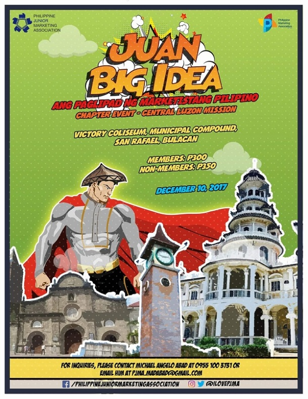 PJMA_S Juan Big Idea The Central Luzon Mission