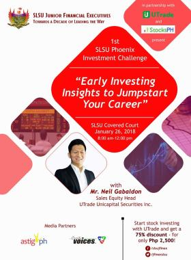 1st SLSU Phoenix Investment Seminar