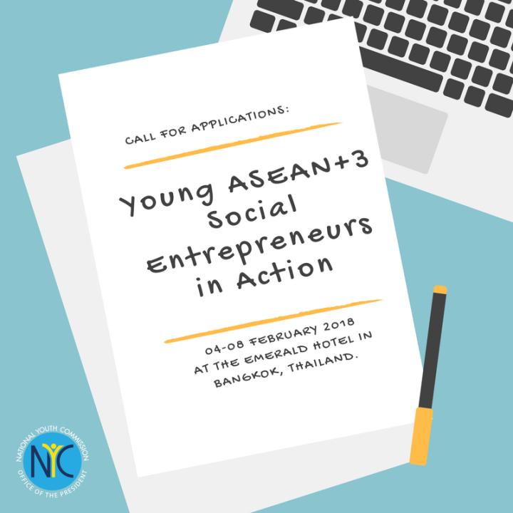 Young ASEAN+3 Social Entrepreneurs in Action