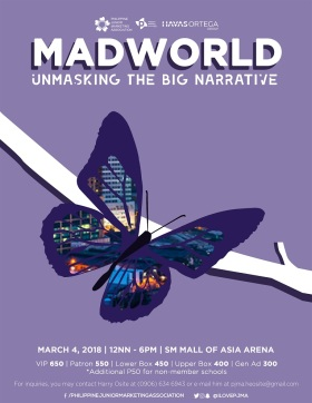 PJMA MADWORLD 2018
