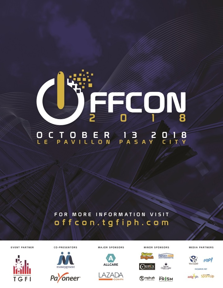 Online Filipino Freelancers Conference 2018